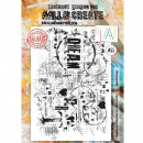 AALL and Create Clear A4 Stamp Set #55